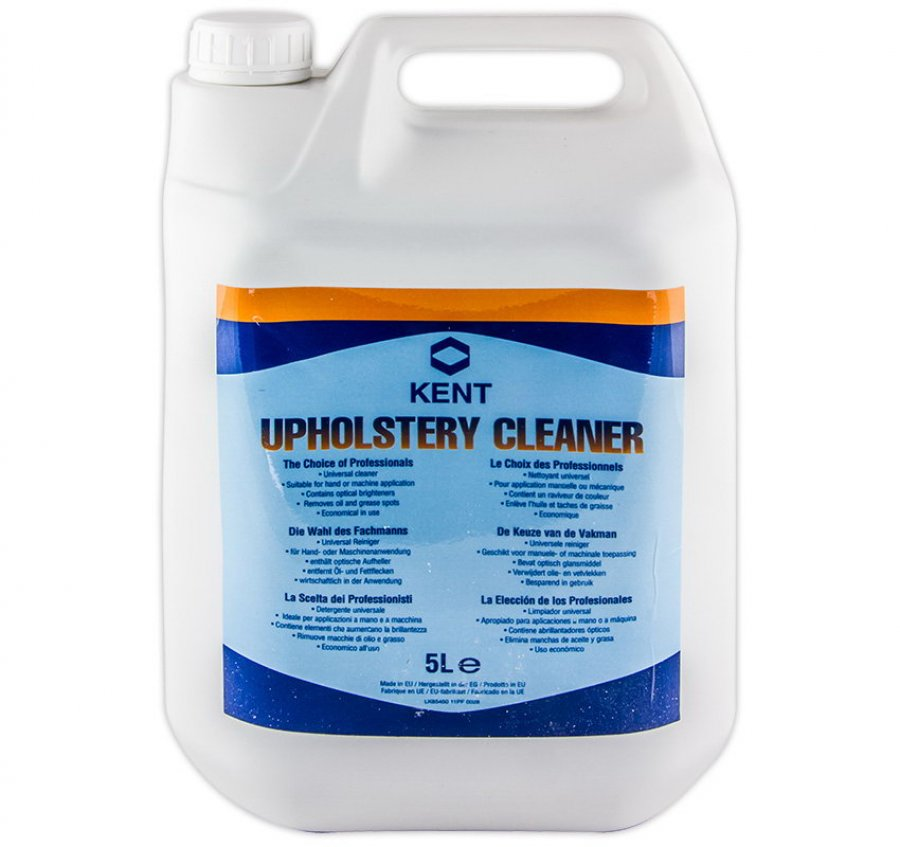 Limpeza de estofos e alcatifas (Upholstery Cleaner)